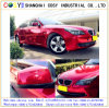 1.52*20m Good Stretchable Car Wrap Vinil / Vinyl Chrome Air Bubble Film