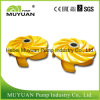 Anti-Wear Mineral Sand Handling Sludge Pump Part Impeller