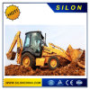 Liugong Small Backhoe Loader for Sale Clg766aiii with Perkins Engine