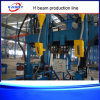 Fully Automatic Heavy Duty H Beam Produce Line with Good Welding Performance