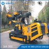 SM300 Hydraulic Crawler Drill rig for Foundation Engineering