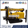 300m Depth Dfq-300 Rock DTH Drilling Rigs for Sale Work with DTH Bits and Hammer
