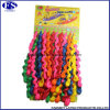2017 Hot Sale Colorful Long Spiral Latex Screw Toy Balloons