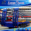 3-4 Axle 35-80 Tons Flat Lowbed Semi Trailer (LAT9404TDP)
