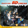 Mobile Mini 5d Cinema with Cabin (zy-6dof)