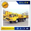 25 Ton XCMJ Hydraulic Small Truck Crane (National IV Emission)