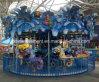 Spring Ride Rocking Horse Amusement Park Carousel