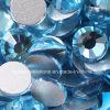 Non Hotfix Flat Back Rhinestone Beads Glue Fix Diamonds (FB-ss16 aquamarine)