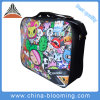 Polyester School PVC Airline Messenger Despatch Sling Document Shoulder Bag