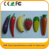 Customer Design Carrot Shape Soft PVC USB Disk (EG636)