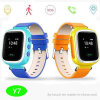 Smart Sos Mobile GPS Watch Tracking Watch with LCD Display (Y7)