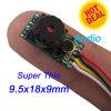 OEM Super Tiny 2g 520tvl 0.008lux Mini Fpv Camera Module at 9.5X18X9mm