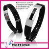 Multicolor Enamel Power Band Bracelet (CP-JS-GM-002)