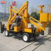 China Made Four Wheels Man Lift