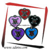 Beautiful Enamel Heart Pendant (A29)