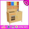 Wooden Toy Kitchen (W10C038)