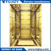 Fujizy Home Lift with Titanium Gold Stainless Steel