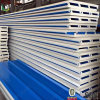 Color Steel PU Polyurethane Sandwich Panels for Roof