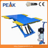 Long Warranty Portable Scissor Car Lift with X-Type (EM06)
