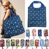 New Foldable Handy Shopping Bag Reusable Tote Pouch Recycle Storage Handbags