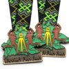 Wholesale Custom Fun Run Award Sport Medal