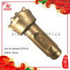 76mm DTH Bits for CIR76 Low Air Pressure Hammer