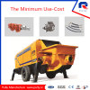Pully Manufacture Diesel Mobile Cement Pump (HBT50.10.75RS)