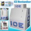 Outdoor Ice Merchandiser of 750kgs Ice Holding Capacity