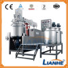 Vacuum Emulsifier Mixer with High Speed Homogenizer for Cosmetic Making