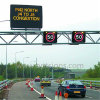 Outdoor High Quality Full Colour Dynamic Message Vms Display LED Road Traffic Sign