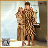 D-012 Newest Design Couple Bathrobe