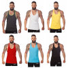 OEM Men Sport Wear Vest Dry Fit Gym Tank Tops