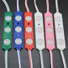 LED Injection Module Red Color Waterproof 3SMD5630 12V 1.5W LED Module