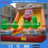 New Design Cars Inflatable Slide Games for Kids Amusement Park