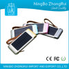 in Stock Solar Power Bank with 3 USB Ports Mobile Phone Power Banks with Torch Light
