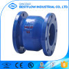 Cast Iron Vertical Swing Flange Type Nozzle Check Valve