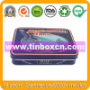 Metal Tin Rectangular Can for Gift Tin Box Packaging