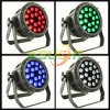 UV Waterproof LED PAR Can 18PCS*18W RGBWA+UV 6in1 LEDs for Outdoor Light