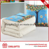2 in 1 Multi-Function Cotton Linen Cushion Sofa Throw Pillow Blanket