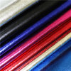 Top Quality Crack Faux PU Material Leather for Footwear Fabrics