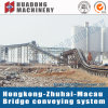 Large Scale Material Conveyor System