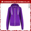 Men′s Clothing Custom Plain Bulk Hoodies with Zipper (ELTHI-25)