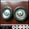 Flat Free Solid Rubber Wheel 6X1 Inch for Tool Cart
