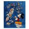 Mickey′s Race Polar Fleece Blanket