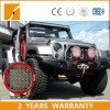 Ce Approved 9inch 185W CREE Chip Round Black Red LED Driving Light LED Truck Work Lights