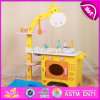 New Design Giraffe Preschool Toy Wooden Children Play Kitchen W10c234