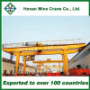 Double Beam Electric Long Traveling Gantry Crane for Container (MG)