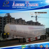 100 Tons W Shaped Cement Bulker Tanker Truck Semi Trailer