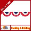 Patriotic Crepe Paper Bunting (420028)