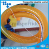 1/2- 4 Inch Clear PVC Steel Wire Reinforced/Strengthed Spring Hose
